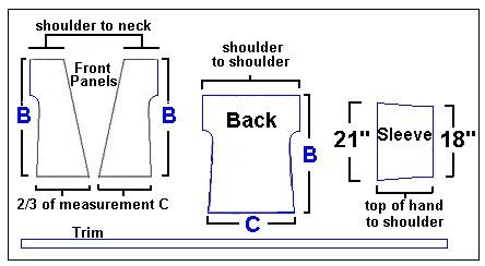 Karate Uniform Pattern Making 21