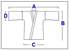 Karate Uniform Pattern Making 54
